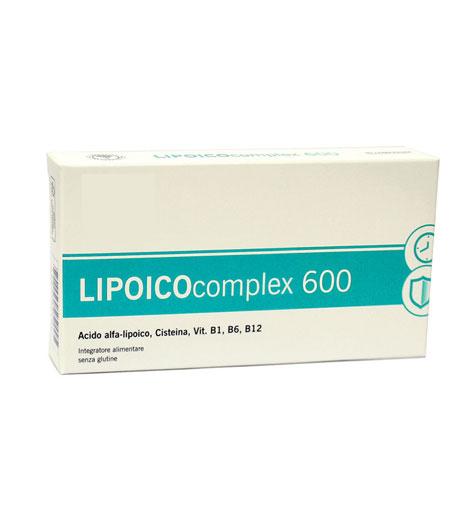lipoico complex 600