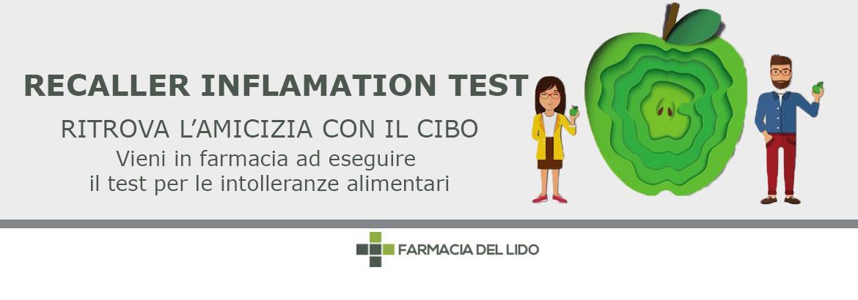 recaller-test-intollerane-alimentari-farmacia-ostia-lido